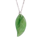 JPS108 LEAF NECKLACE